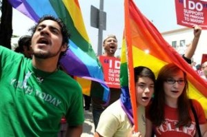 Protests erupt over California Prop 8 ruling